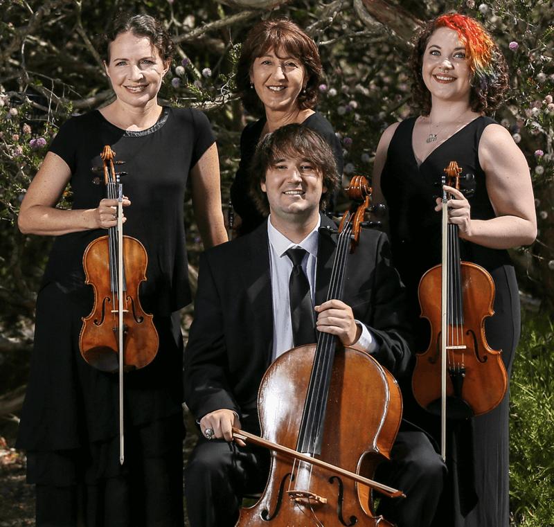About Condor String Quartet