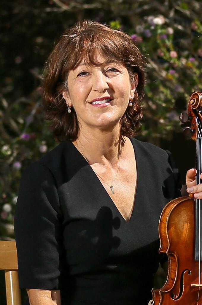 Claude Lise Lafranque Condor String Quartet