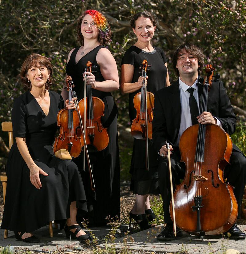 Condor String Quartet booking info
