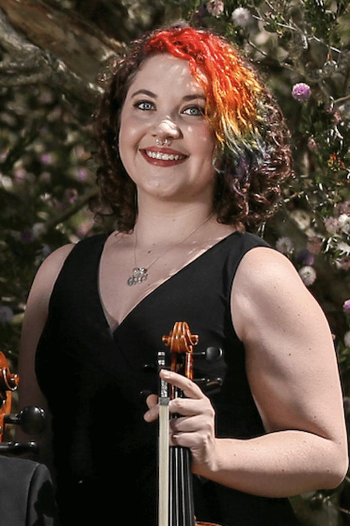 Kristi Holstein Condor String Quartet