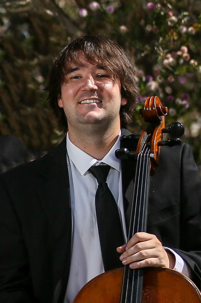 Paul Schiess Condor String Quartet