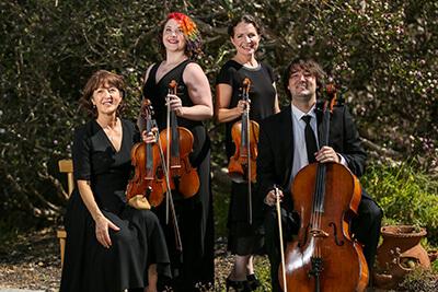 Viva La Vida by Coldplay Condor String Quartet